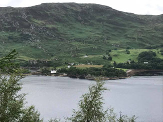 Kyle of Lochalsh to Lochcarron