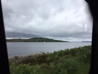 Leaving Gairloch This Morning